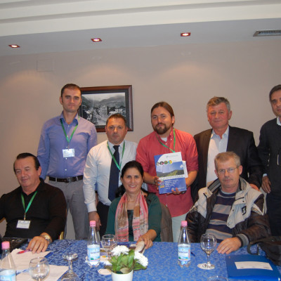 FAO_TCP/ALB/3401_ GIS tools to improve PGRFA conservation and use in Albania, 20-21 Nov. 2014