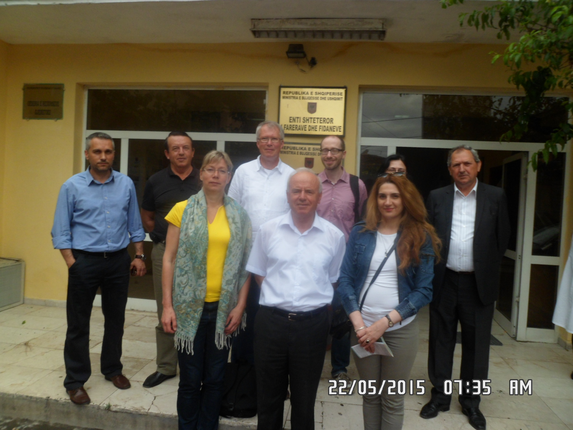 EURISCO Participants to visit genebank