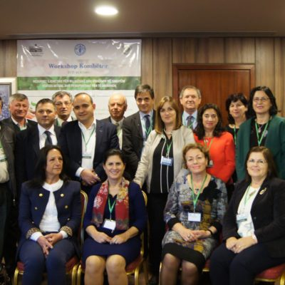 FAO_TCP_ALB_3401_Workshop_17 Nov 2015, Tirana, Albania